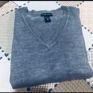 New York & Company Sweater Gray